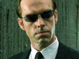 smith from the matrix